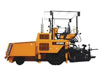 LT6000L (B) Wheel multi-functions paver